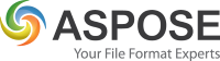 Aspose - Your File Format Experts